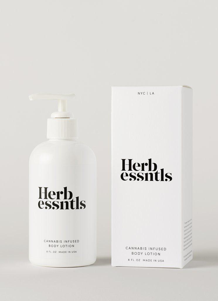 CBD Body Lotion Herb Essntls