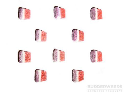 Berry Good Slices THC Edibles