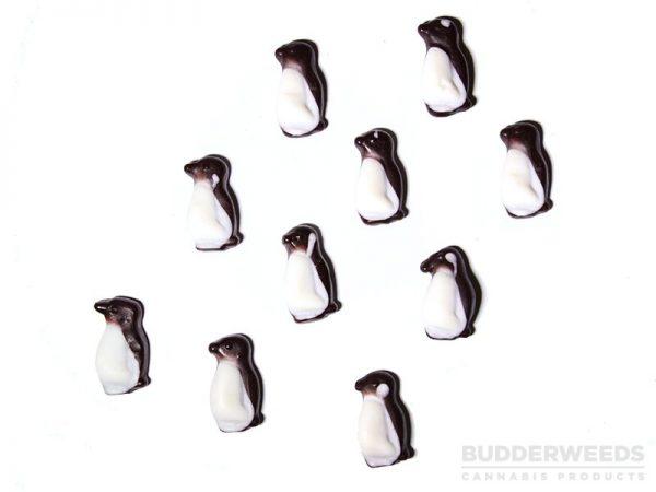Tuxedo Birds THC Edibles