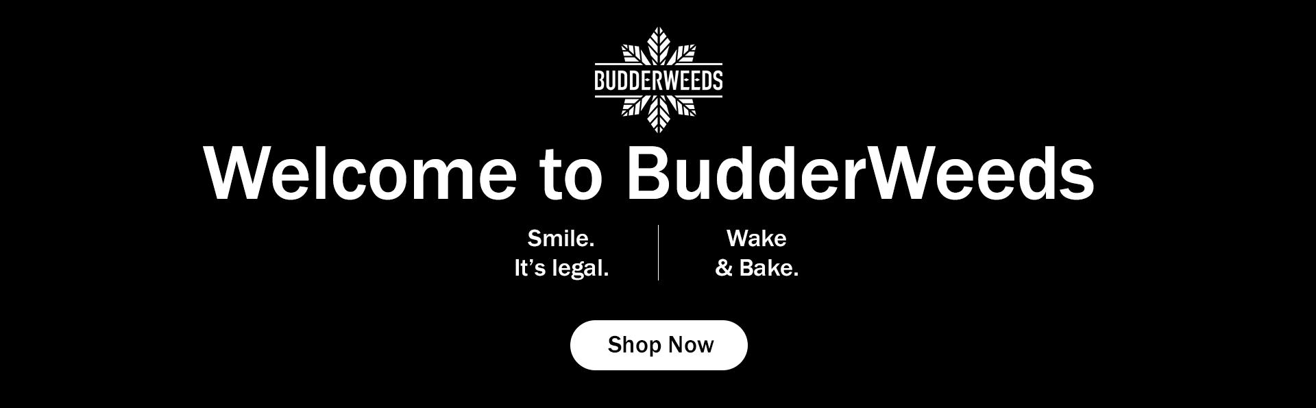 BudderWeeds - Home Slider 01