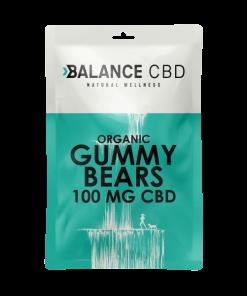 CBD-organic-gummy-bears