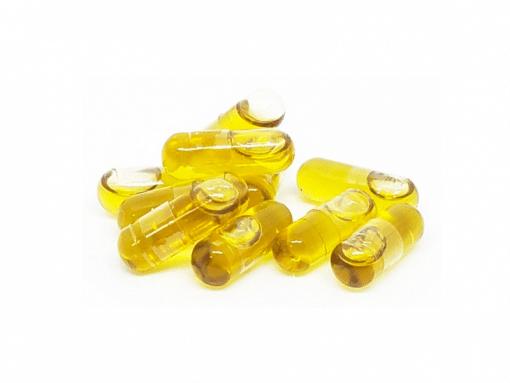 THC Indica Capsules