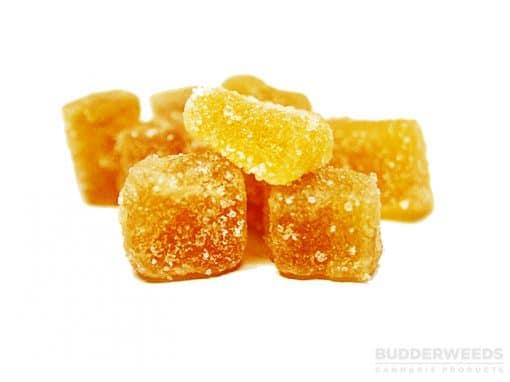 1:1 THC:CBD Dried Organic Ginger