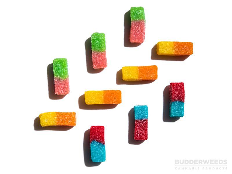 1:1 THC:CBD Neon Blocks